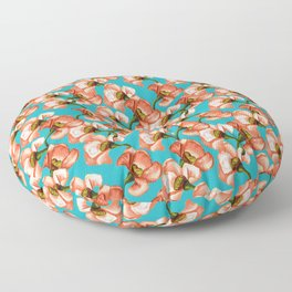 Peach Ideal Floor Pillow