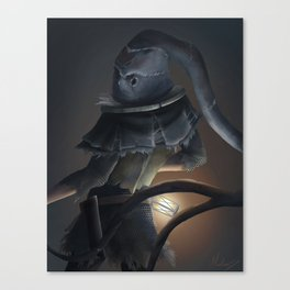 Greirat of the Undead Settlement Canvas Print