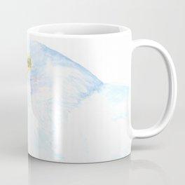 Green Eyed Heron Coffee Mug