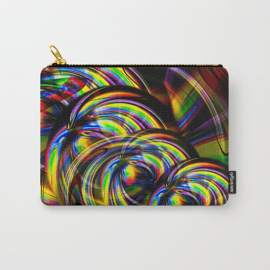 Abstract Perfection 53 Carry-All Pouch