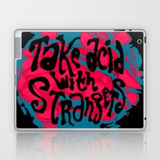 Take Acid With Strangers Laptop & iPad Skin