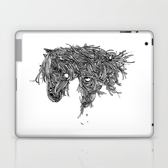 Horse Laptop & iPad Skin