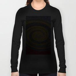 Swirl 02 - Colors of Rust / RostArt Long Sleeve T-shirt