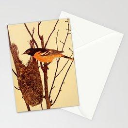 Neltje Blanchan - Bird Neighbours (1903) - Baltimore Oriole Stationery Cards