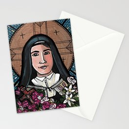 Therese of Lisieux Stationery Cards