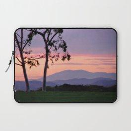 Saddleback Sunset Laptop Sleeve
