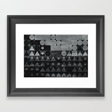 bybylyn_skys Framed Art Print
