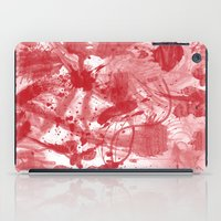 swag iPad Cases featuring Blood [SWAG] by SWAG!