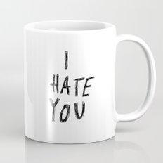 I LOVE YOU \ I HATE YOU Mug