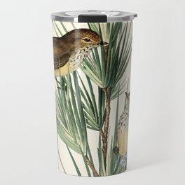 Little Birds and Flowers III Travel Mug