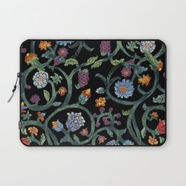 Tudor Vines Laptop Sleeve