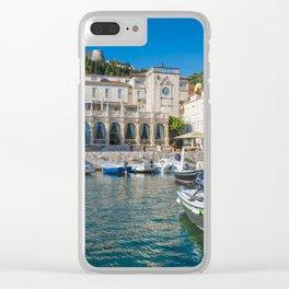 Hvar 1.5 Clear iPhone Case