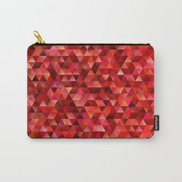 Bloody triangles Carry-All Pouch