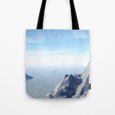 Frozen Trek Tote Bag