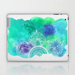 Ice Mandala Laptop & iPad Skin