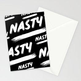 NASTY Stationery Cards