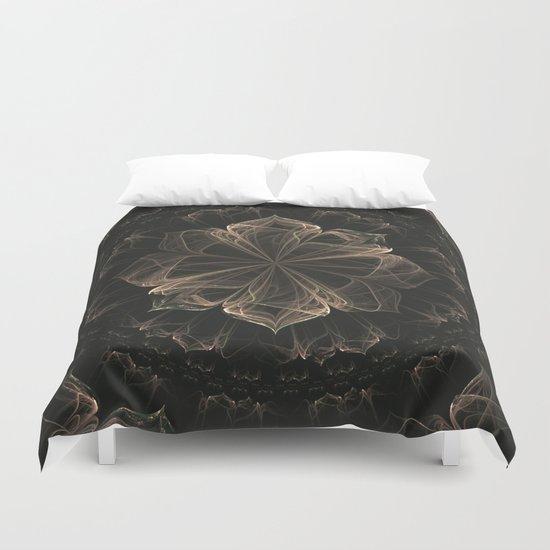 Ornate Blossom Duvet Cover