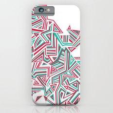 Geo Run iPhone 6s Slim Case