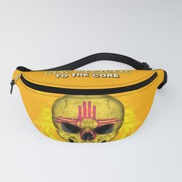 To The Core Collection: New Mexico Fanny Pack