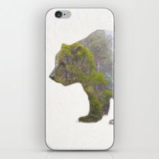 The Grizzly Bear iPhone & iPod Skin