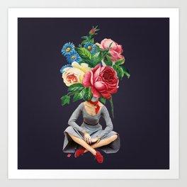 Pothead Art Print