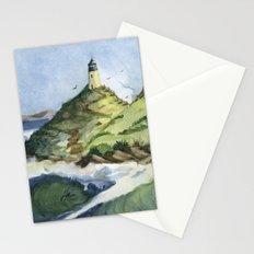 Peaceful Lighthouse V Stationery Cards