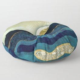 Post Eclipse Floor Pillow