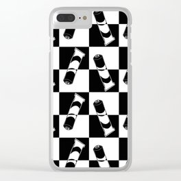 Toothpaste Lovers Clear iPhone Case
