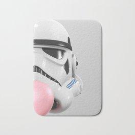 Stormtrooper Bubble Gum 02 Bath Mat