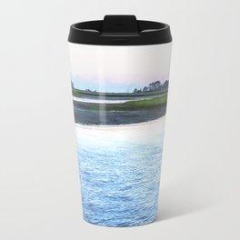 Early Evening at Chincoteague Bay Travel Mug