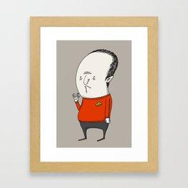 Star Trek Fan Framed Art Print