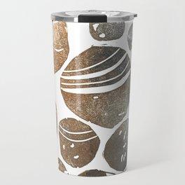 Gem Beach Stone Study Travel Mug