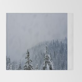 Winter Wonderland Throw Blanket