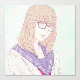 Akari Canvas Print