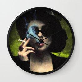 Marla Singer Wall Clock