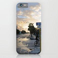 Biking the Streets of Varadero Slim Case iPhone 6s