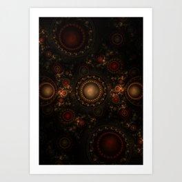 Summoner Series // Baaj Temple Art Print