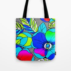 Wild Popppies Tote Bag