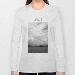 Giver Baddeck! Long Sleeve T-shirt