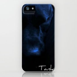 Tired Tank iPhone Case