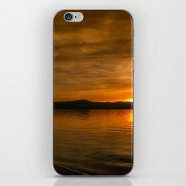 Belmont Beach iPhone Skin