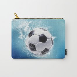Soccer Water Splash Carry-All Pouch
