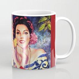 RED REBOZO Coffee Mug