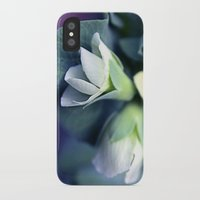 plant iPhone & iPod Cases featuring plant by angelenka