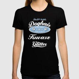 Dog Glitter Kuvasz T-shirt