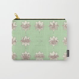 Endangered Love - Rhino Sutra Carry-All Pouch