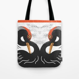 Bird of infinite Tote Bag