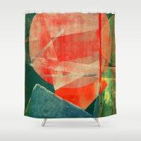 bruno mars Shower Curtains featuring Mars by Fernando Vieira