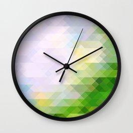Love nature II Wall Clock
