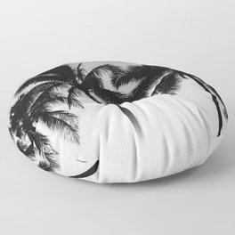 Hawaiian Palms II Floor Pillow